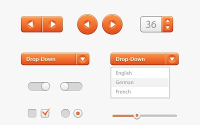 User Interface Controls